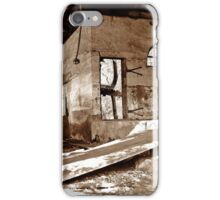 Empty Emotions  iPhone Case/Skin