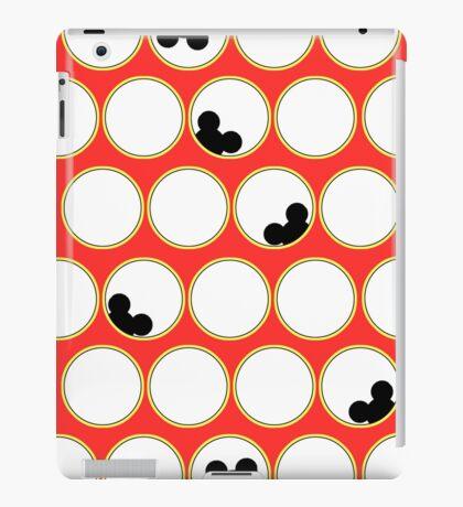 Peek-a-boo Mickey iPad Case/Skin