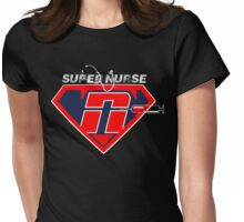 SUPER NURSE Womens Fitted T-Shirt