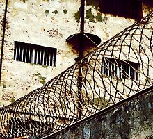 Freemantle gaol by Erin-Louise Hickson