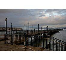 San Francisco Pier Photographic Print