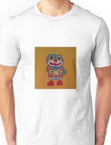 Jumping Robot 2 Unisex T-Shirt