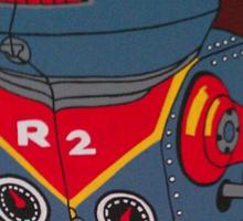 Jumping Robot 3 Sticker
