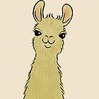 Pretty Little Llama by zoel