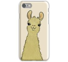 Pretty Little Llama iPhone Case/Skin