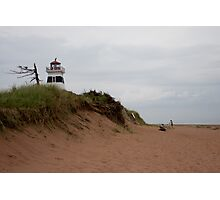 """Duned"" Lighthouse. Photographic Print"