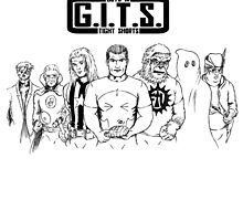 G.I.T.S. - Guys In Tight Shorts by kerchow