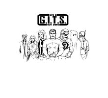 G.I.T.S. - Guys In Tight Shorts Photographic Print