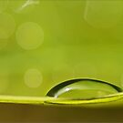 Drop Of Green by Chet  King