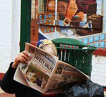 Media Reader by Amy E. McCormick