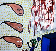Invasion by Thom Abildgaard