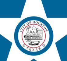 Flag of Houston, Texas  Sticker