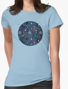 Earth, Water, Fire, Air - a watercolor pattern T-Shirt