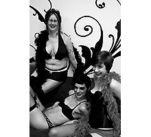 Cookie, Moya, and Luxe 1864 Photographic Print