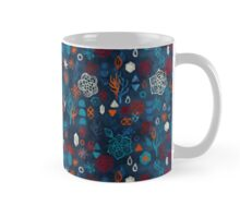 Earth, Water, Fire, Air - a watercolor pattern Mug