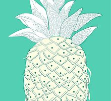 Pineapple by chyworks