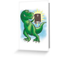 disneys Dinosaur Greeting Card