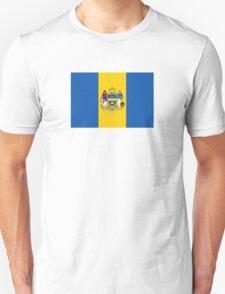 Flag of Philadelphia  Unisex T-Shirt