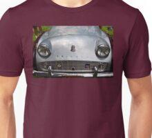The art of the car: Triumph TR-3A (1962) > Unisex T-Shirt