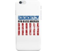 God Bless America iPhone Case/Skin