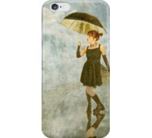 Pretty Girl  iPhone Case/Skin