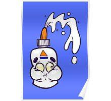 Elmer's Blow Poster