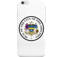 Seal of Philadelphia iPhone Case/Skin