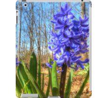 Spring Hyacinths iPad Case/Skin