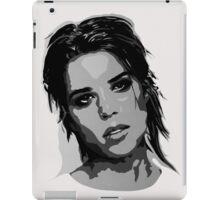 Neve Campbell iPad Case/Skin