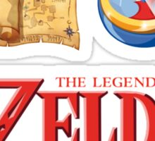 The Legend of Zelda Wind Waker Sticker
