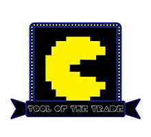 Tool of the Trade - Pac-man by Hidesquadron1