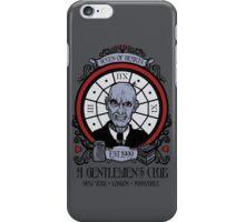 A Gentlemen's Club iPhone Case/Skin