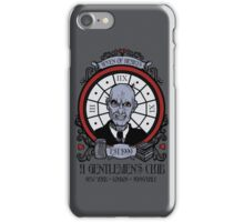 A Gentlemen's Club iPhone Case/Skin