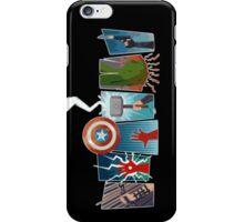 Avengers Power iPhone Case/Skin