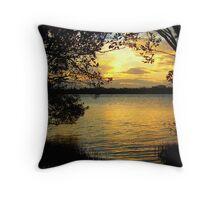 Mangrove Retreat Throw Pillow