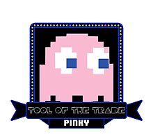 Tool of the Trade - Pinky by Hidesquadron1