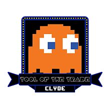 Tool of the Trade - Clyde by Hidesquadron1