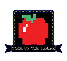 Tool of the Trade - Apple by Hidesquadron1