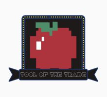 Tool of the Trade - Apple T-Shirt