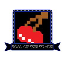 Tool of the Trade - Cherry by Hidesquadron1