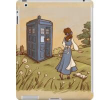 Adventure in the Great, Wide Somewhere iPad Case/Skin