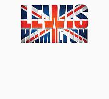 Lewis Hamilton - British Flag Unisex T-Shirt