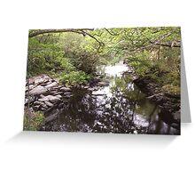 Killarney County Kerry Ireland Greeting Card