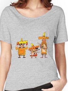 Mexican musicians Women's Relaxed Fit T-Shirt