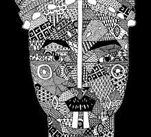 African Woman  by dani-lafez