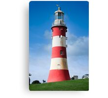Lighthouse: Smeaton's Tower Canvas Print