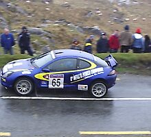 Ken O Neill Rally of the Lakes Killarney County Kerry Ireland by James Cronin