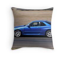 R34 GTR  Throw Pillow