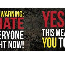 Fair Warning! by SimpleSimonGD
