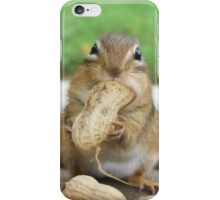 "Say ""Cheese"" (or Peanuts) iPhone Case/Skin"